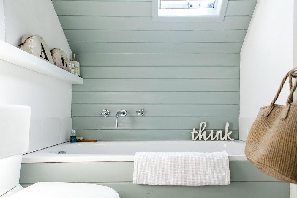 bathroom shelves for gabriel holland design, Dorset