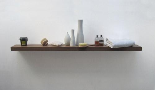 floating Wall shelf for bathroom, Camberwell