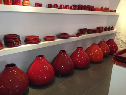floating alcove shelves 'Marrakech'