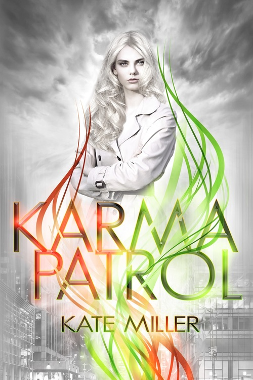 - KARMA PATROL(Curiosity Quills Press, Apr. 2016)As a karmic account enforcer, Jade Bailey makes sure that what goes around comes around. In return, she's expecting her own personal fairytale, complete with her dream job and love at first sight with someone tall, dark, and handsome.Naturally, the moment Jade's up for a promotion, a deranged shooter starts a rampage that threatens to destroy the karmic balance of Midtown Manhattan - and, incidentally, any chance Jade has of moving up the ranks at Karma Divison. Then Detective Luke Jackson, Jade's unwitting and extremely unwilling soulmate, arrives on the scene to investigate. Instead of falling head over heels in love, Luke suspects her of being involved in the murders.If Jade wants her fairytale ending, she'll have to convince her soulmate she isn't a killer while trying to catch the real culprit, a task made more difficult and infinitely more dangerous when Jade becomes the killer's next target.