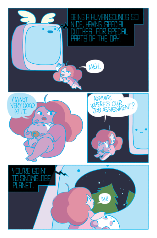 Natasha Allegri's Bee and Puppycat