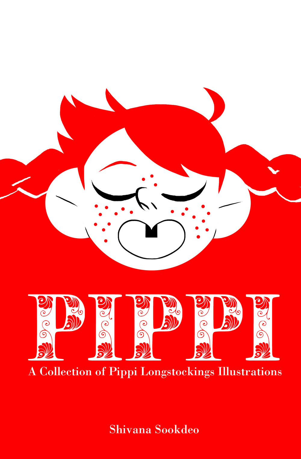 - PIPPI(2017)An assortment of Pippi Longstocking illustrations from Inktober, collected in a zine for TCAF 2017.