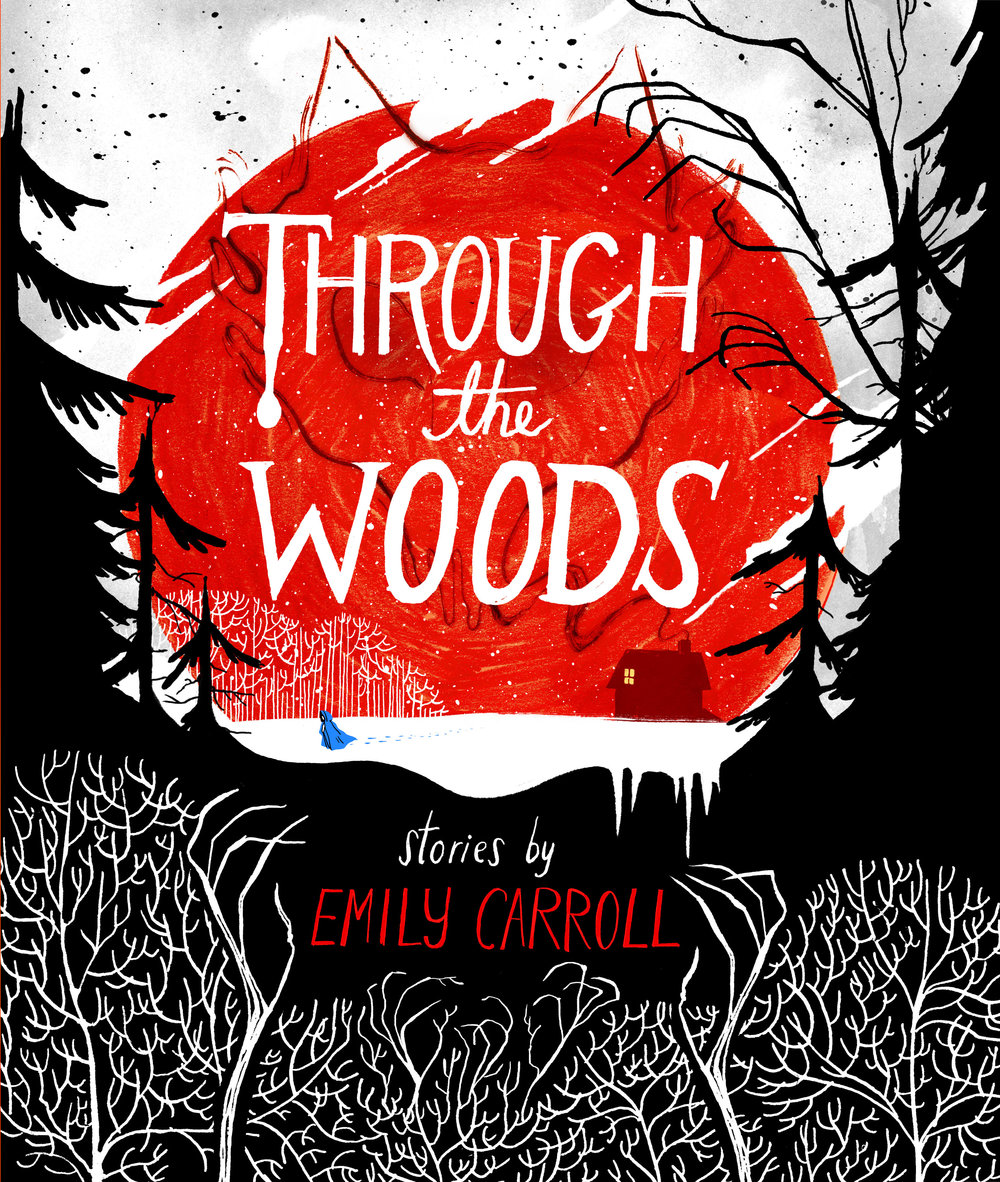 - THROUGH THE WOODS (Margaret K McElderry Books, July 2014) New York Times Bestseller!2015 Eisner Award winner2015 Ignatz Award winner2015 British Fantasy Award winnerTranslations: Stefanie Diaz, sdiaz@sjga.comMainland China (Ginkgo Book Co)Czech Republic (Comics Centrum)France (Casterman)Italy (Stile Libero)Korea (Booklight)Poland (Entliczek)Russia (Jellyfish Jam)Spain (Roca)UK (Faber & Faber)