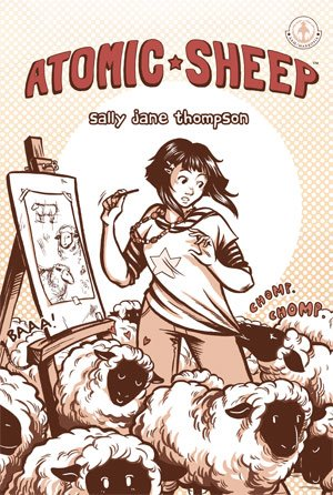 - ATOMIC SHEEP (AAM Markosia, 2013)Sixteen year old Tamrika Fuller is happy with her life. With good friends and good grades, she's content to keep her options open for her future. But when her parents reveal they've been saving for several years to send her to their Alma Mater for her final years of high school – an old-fashioned boarding academy miles from her home in Vancouver – she's thrown out of her comfort zone.