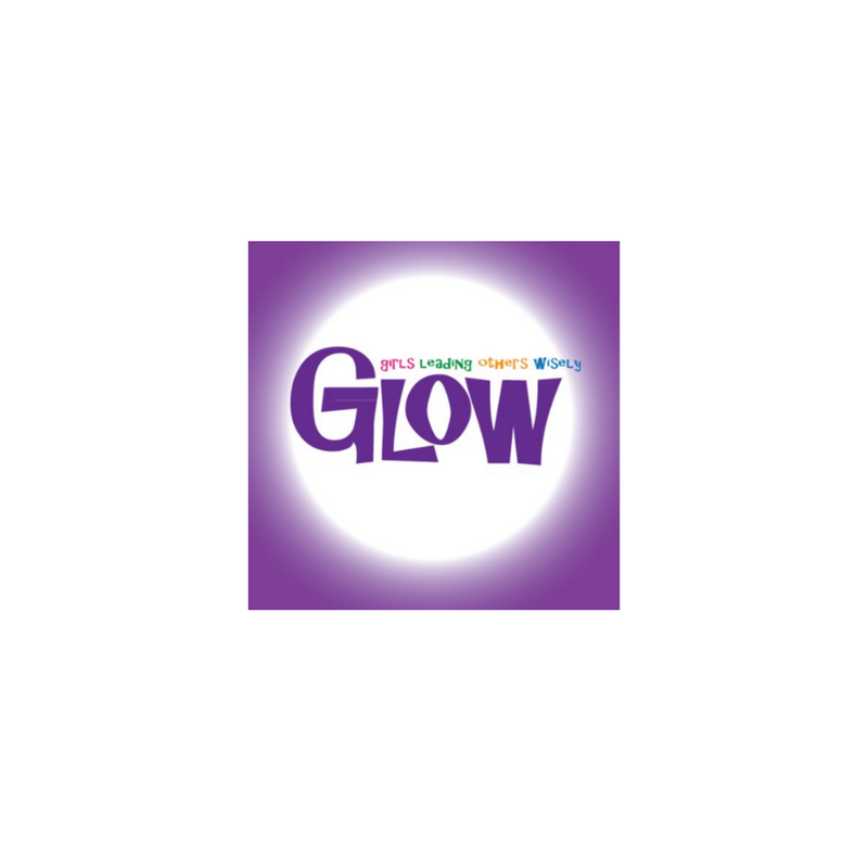 Glow Girls An 8 week school/organization-based program focused on developing increased awareness of strengths, interests, values and the tools for leadership. Ages 9-14 Confidence & Esteem, Healthy Living, Leadership www.glowprogram.com