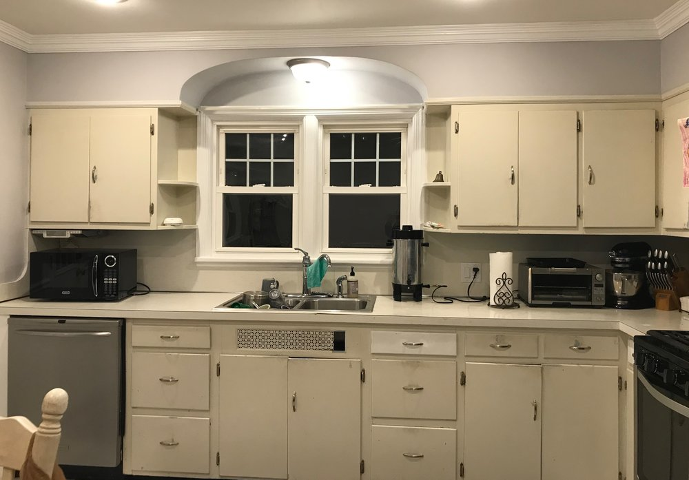 These homeowners in Loudonville wanted to fall back in love with their charming kitchen.