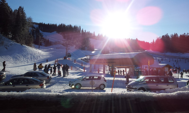 SKI RESORT TRANSFERS IN SWITZERLAND AND FRANCE