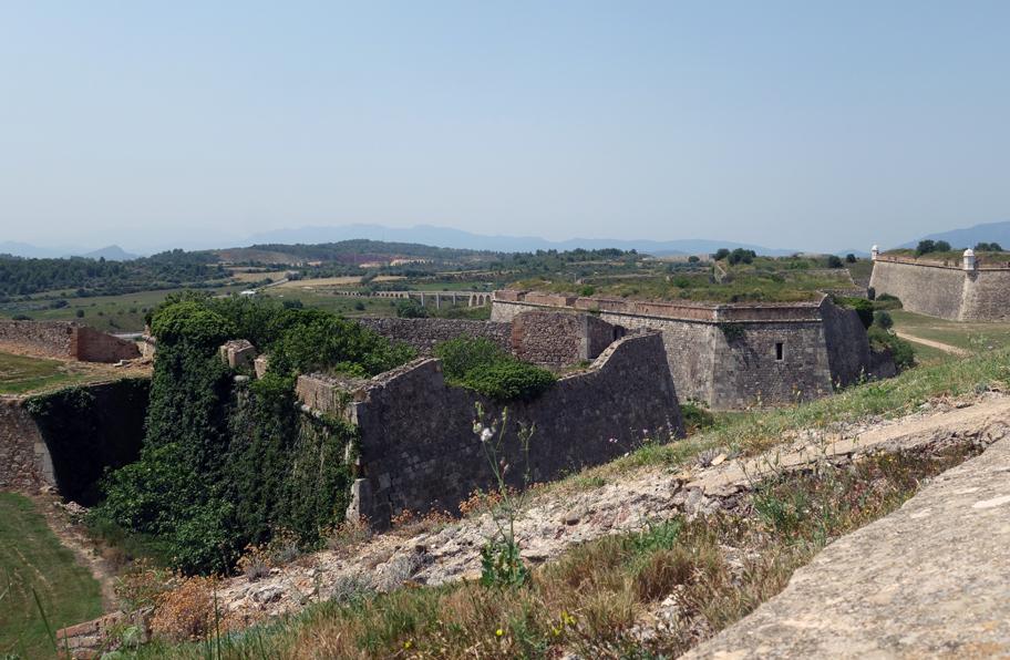 Sant Ferran Castle