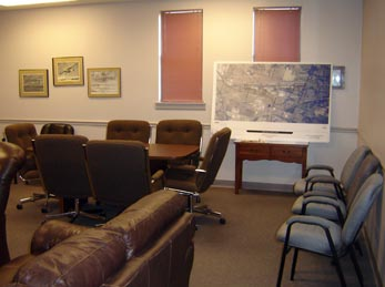 The pilots lounge is open from 7:00am to 7:00pm or other times by appointment for pilots who may need a break or need to do some flight planning.