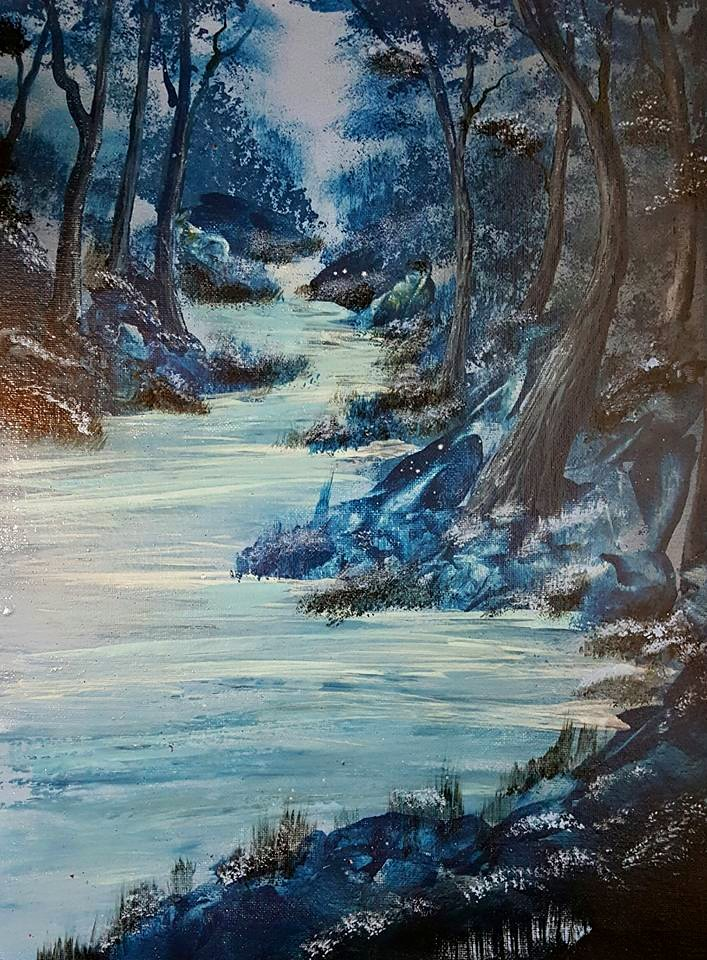 Mystical Stream