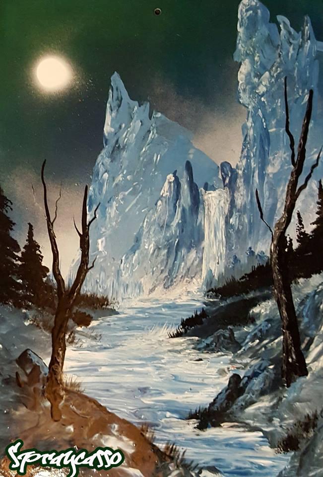 Ice Cascades
