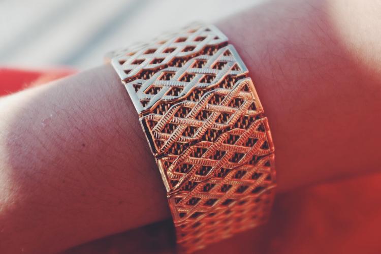 bracelet from bushwick flea market