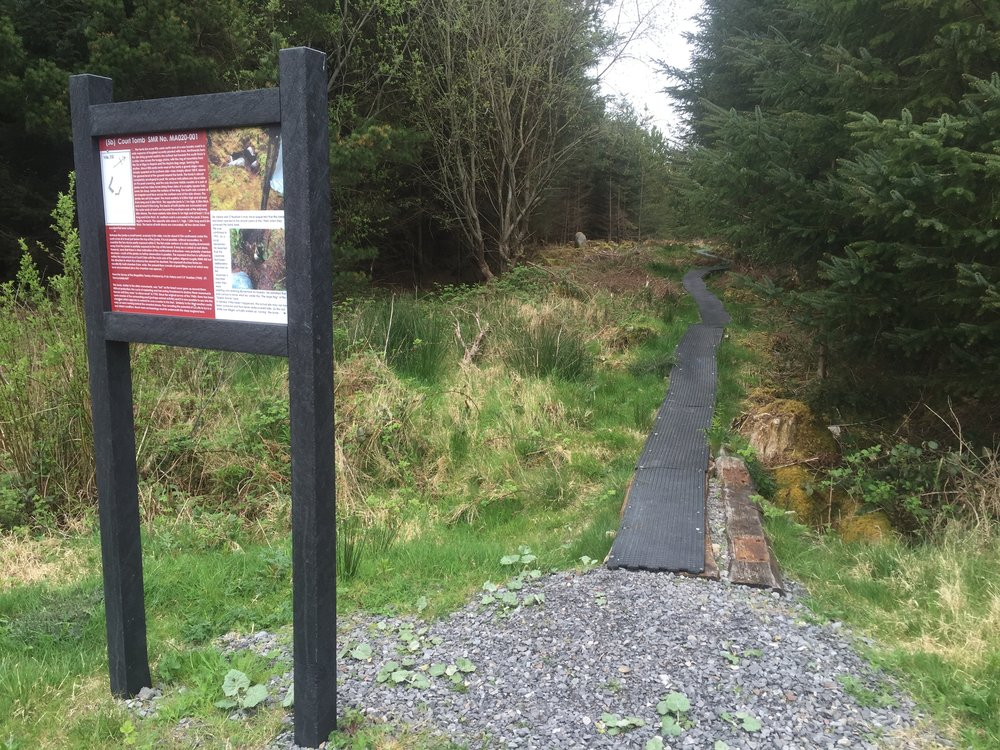 3329db4c782095 How we built our walk — Moygownagh