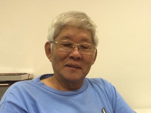 Professor Tay Kheng Soon