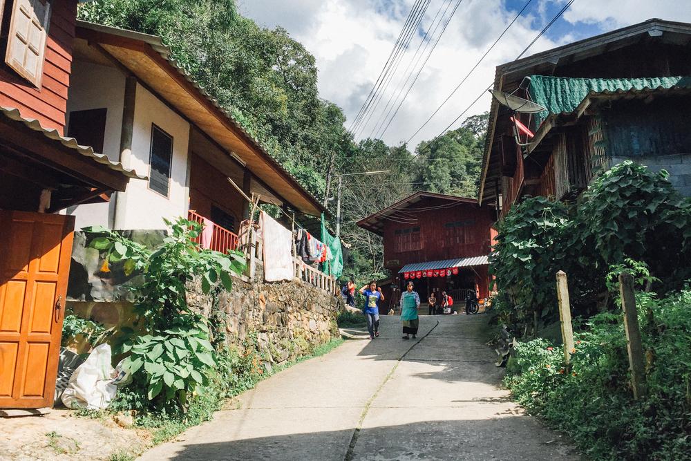 Village homestay