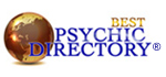 Helping you locate legitimate, professional Psychics and Mediums.  Read more...