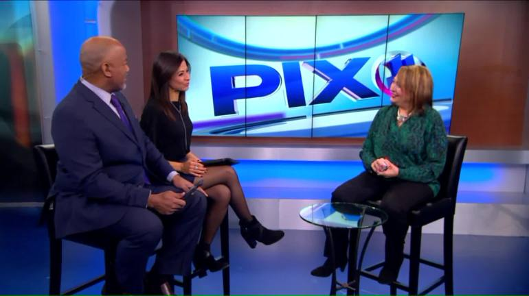 Vanessa Facciola, Psychic, January 1, 2018   https://via.pix11.com/8qeRS