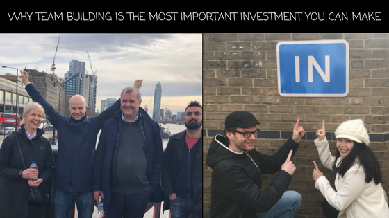 Team Building Investment