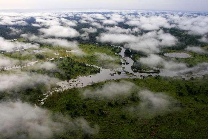 Garamba National Park. Credit: Nuria Ortega