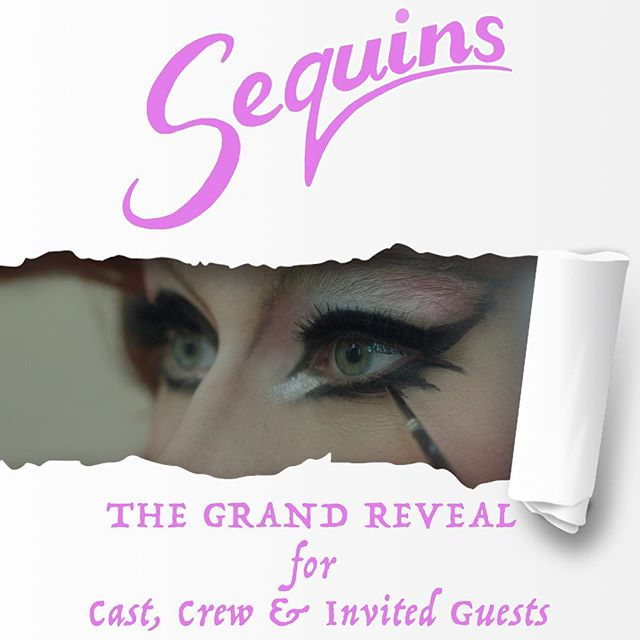 Only 3 days until our cast & crew & invited guests London screening and can finally share this film with everyone, and those who worked on it can see how their amazing efforts paid off. 🥰 . . #sequinsfilm #shortfilm #dragqueen #filmsaboutdrag #lgbtfilm #lgbtq #comedy #filmmaker #writer #scriptwriter #indiefilm #britishfilm #blackpool #stannes #lythamstannes #castandcrew #screening #filmscreening
