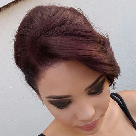 Make-up top by @pauloferreirahair  #makeup #alojahair