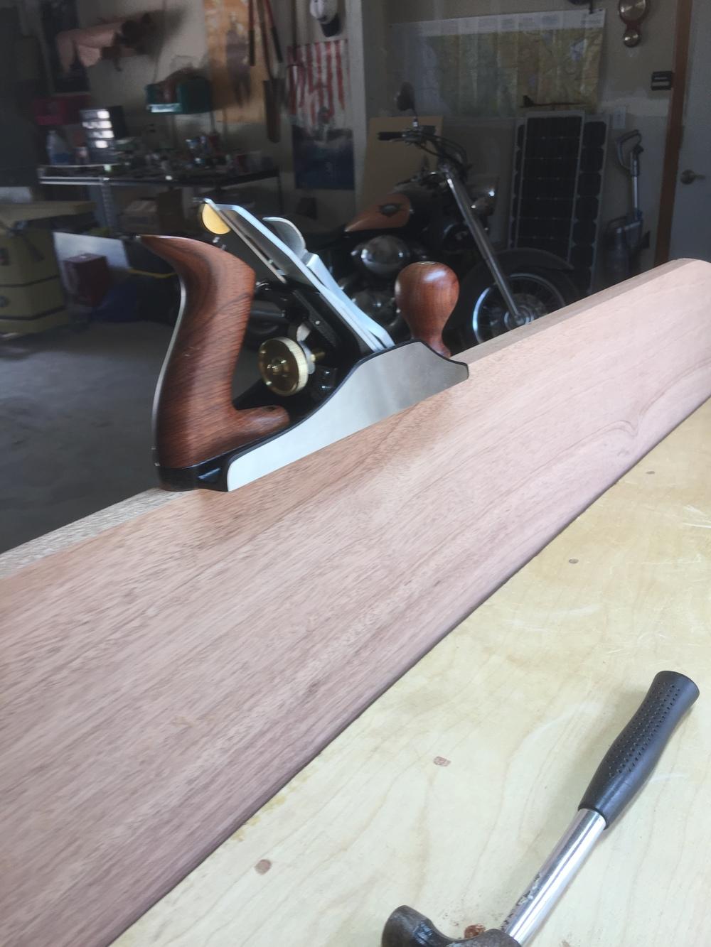 Nice number 3 Woodriverplaner V3