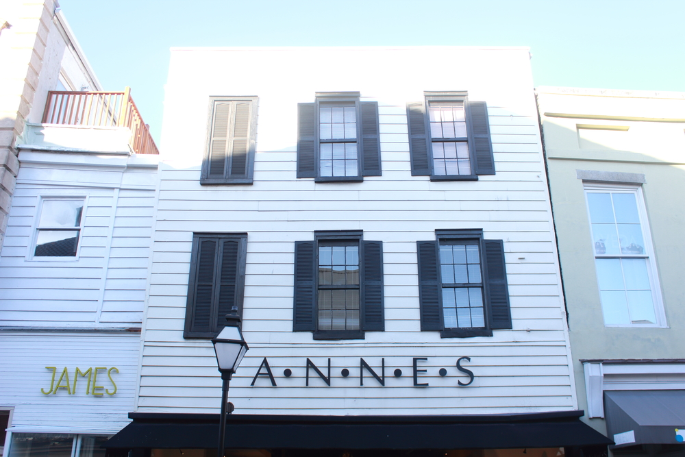 Anne's on King Street, Charleston