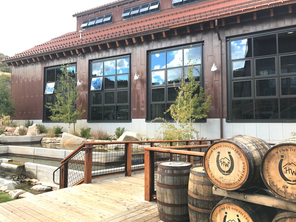 High West Distillery