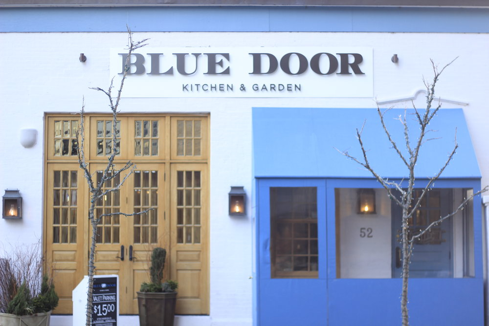 The Blue Door, Chicago