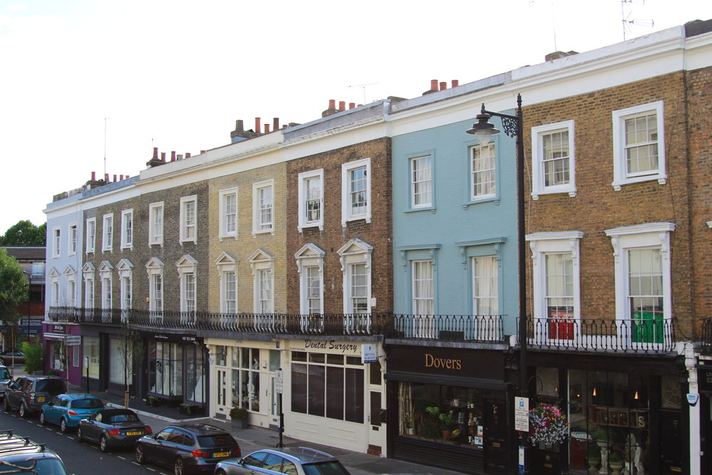 Pimlico, Lodon