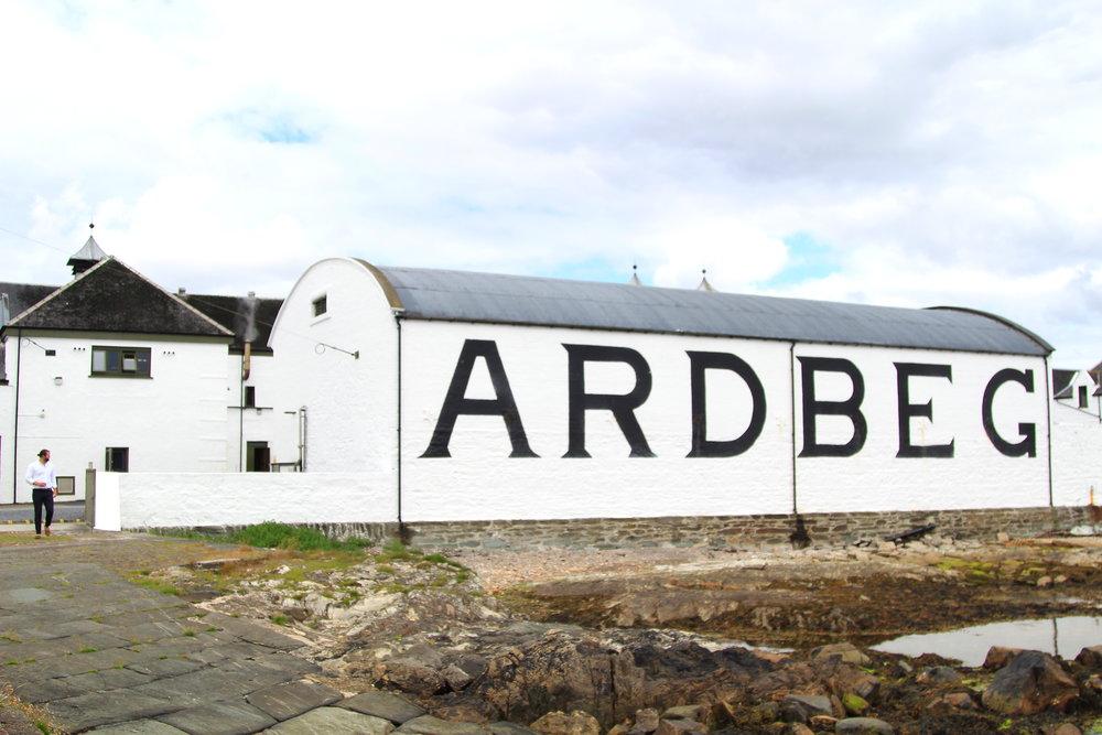 Ardbeg Distillery