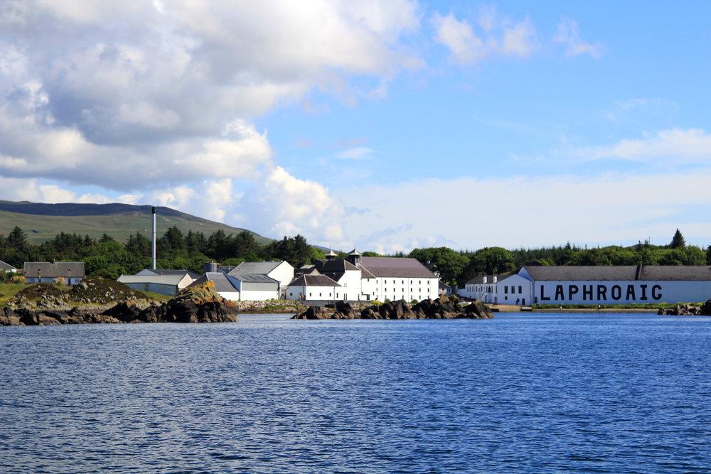 Laphroaig Distillery, Scotland