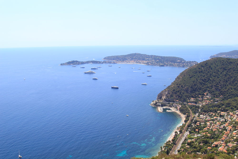 The French Riviera - so stunning!