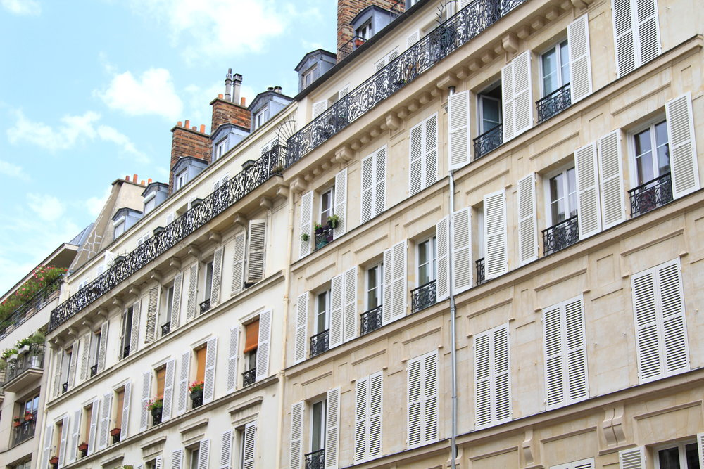 Go to the Marais District in Paris for the city's best shopping!
