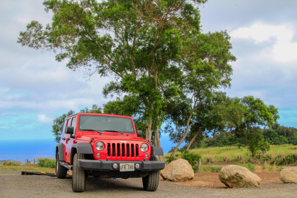 Tips for exploring Maui by car