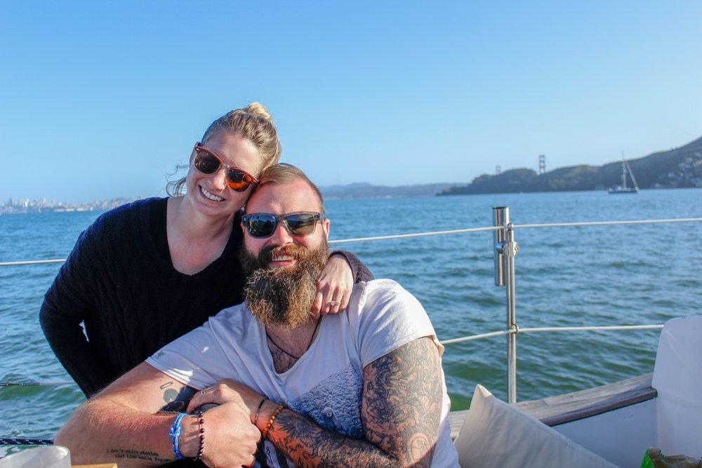 Sailing San Francisco