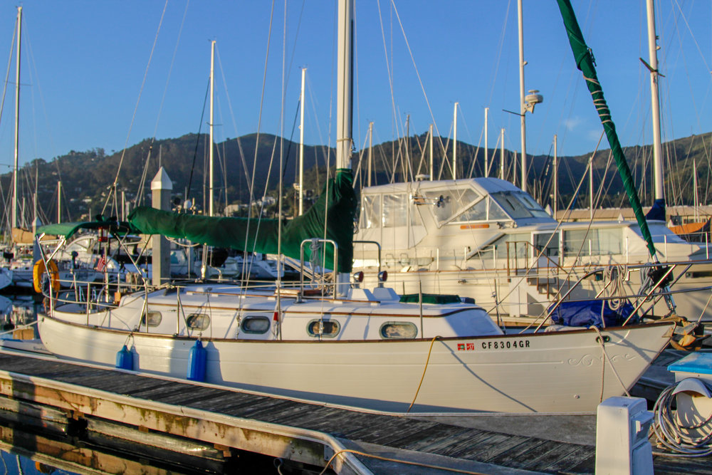 blog about living on a sailboat