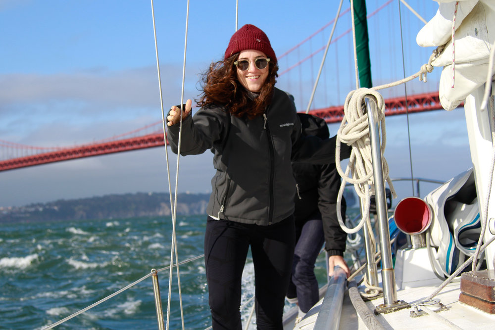 San Francisco Sailing Blog
