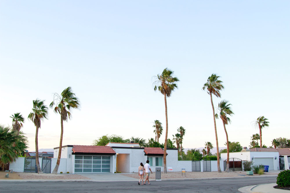 Palm Springs travel blog
