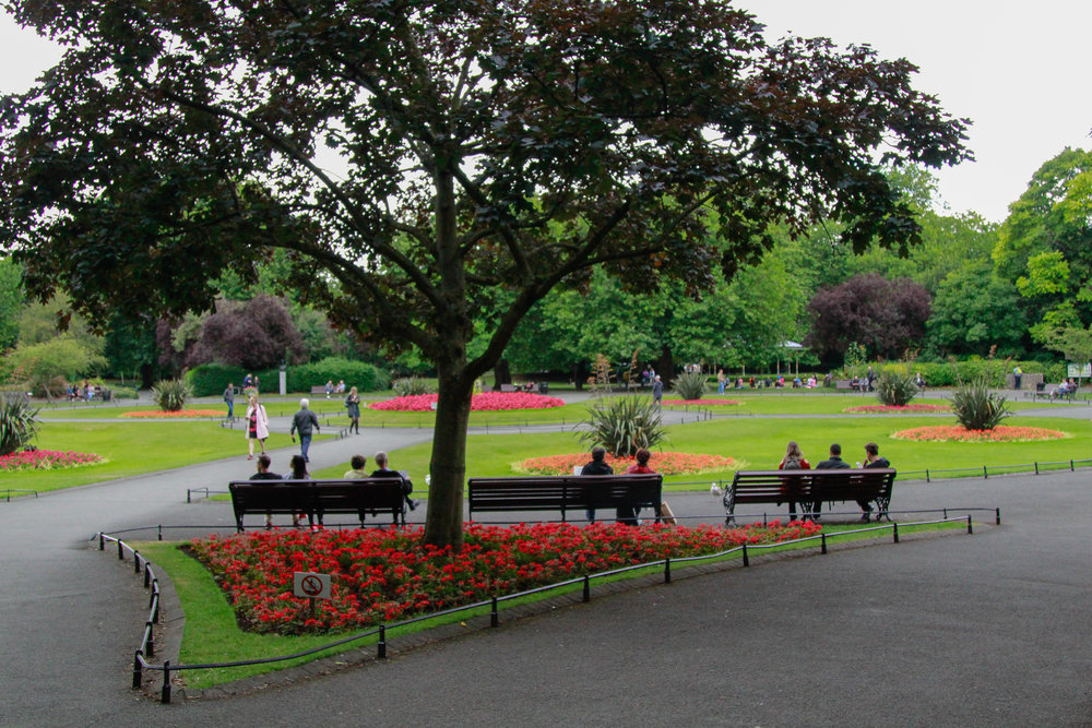 St. Stephen's Green, Dublin - Guide to Dublin, Ireland