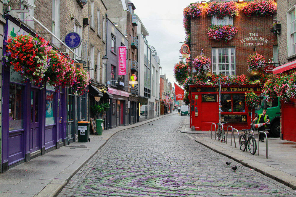 Guide to Dublin, Ireland