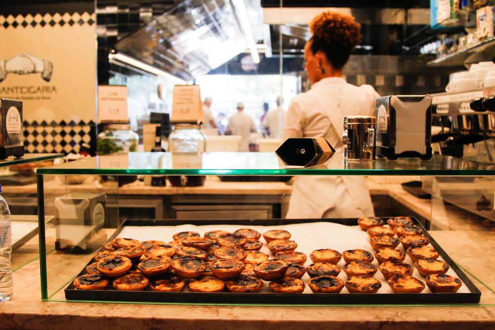 Manteigaria - where to get the best Pastéis de Nata in Lisbon