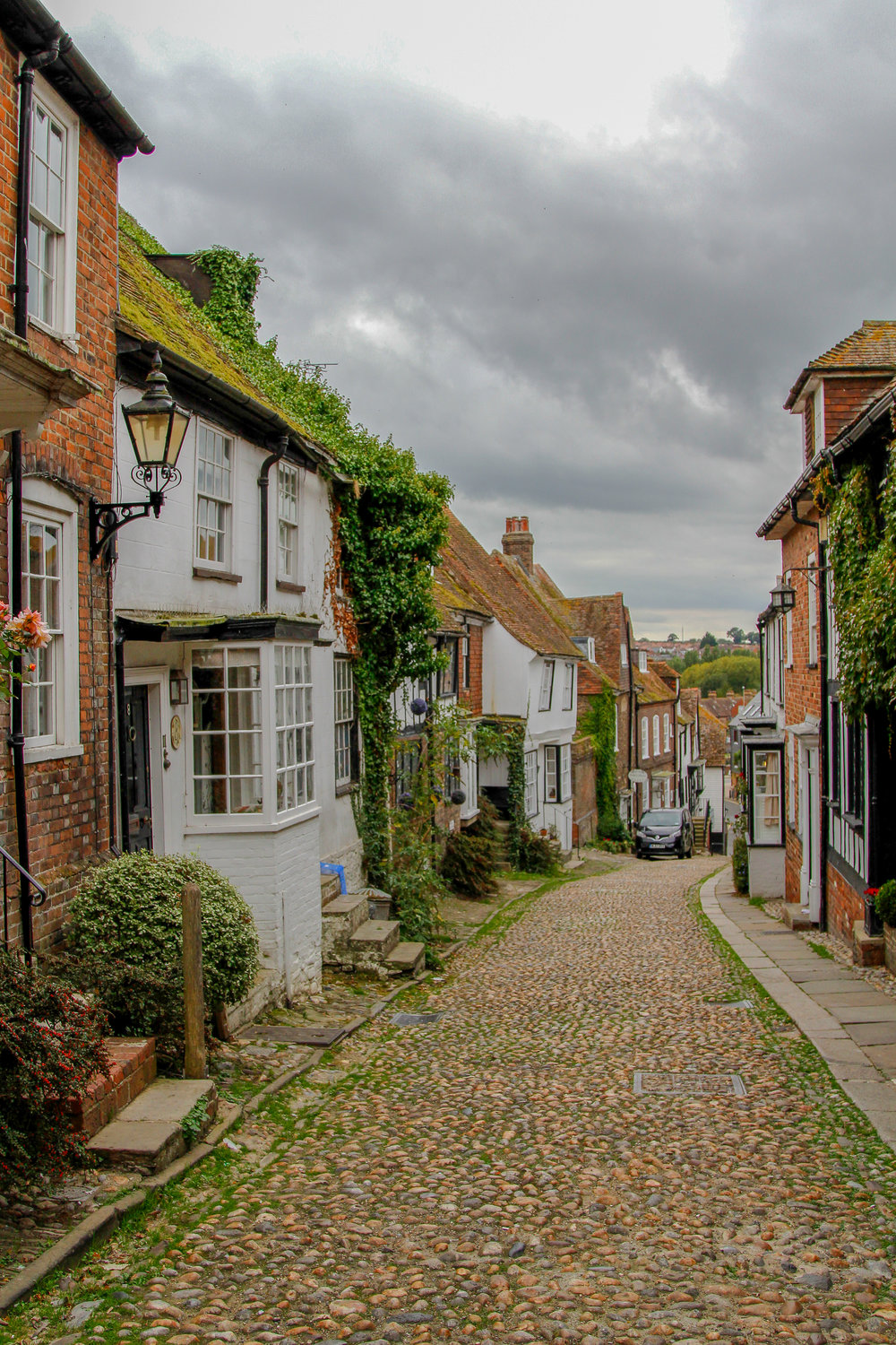 Guide to Rye, England