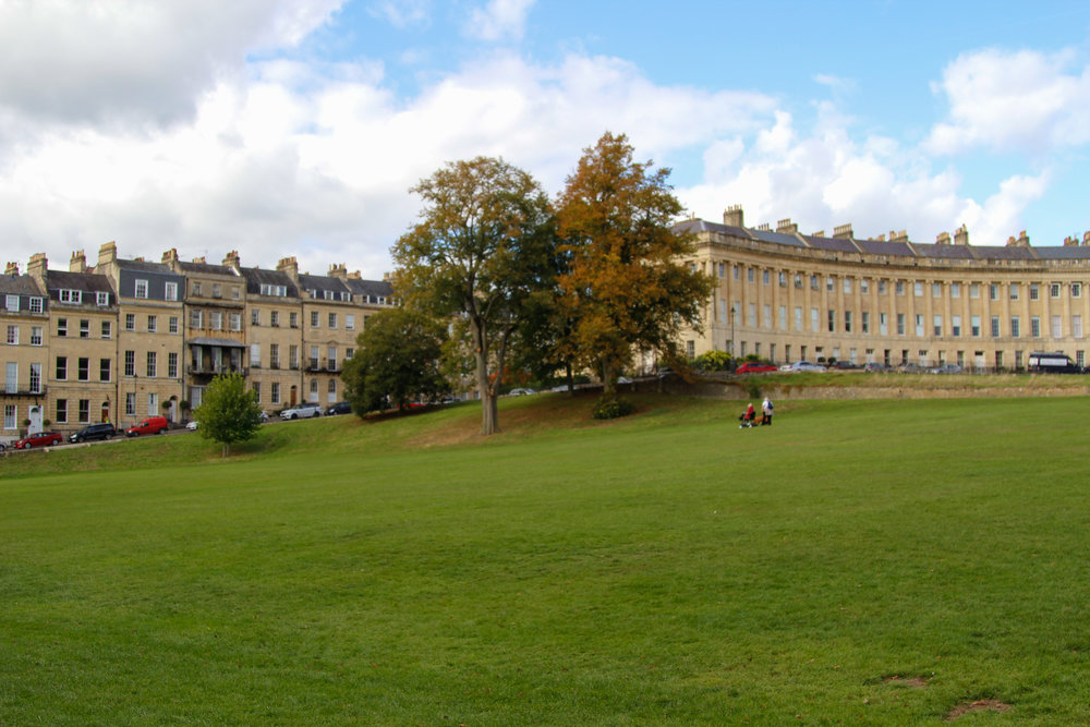 Guide to Bath, UK