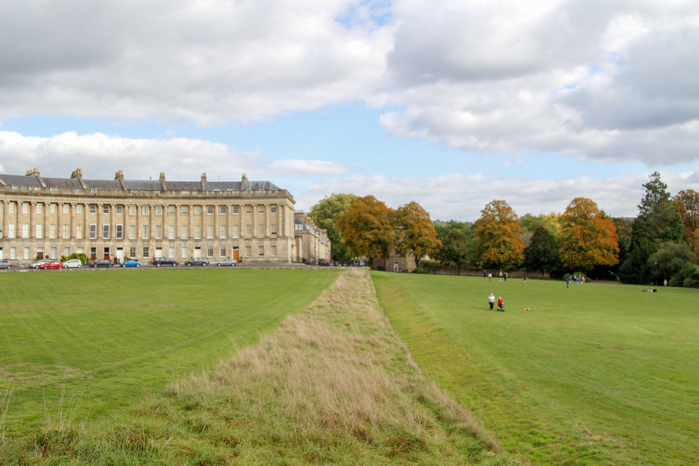 Guide to Bath, Somerset, England
