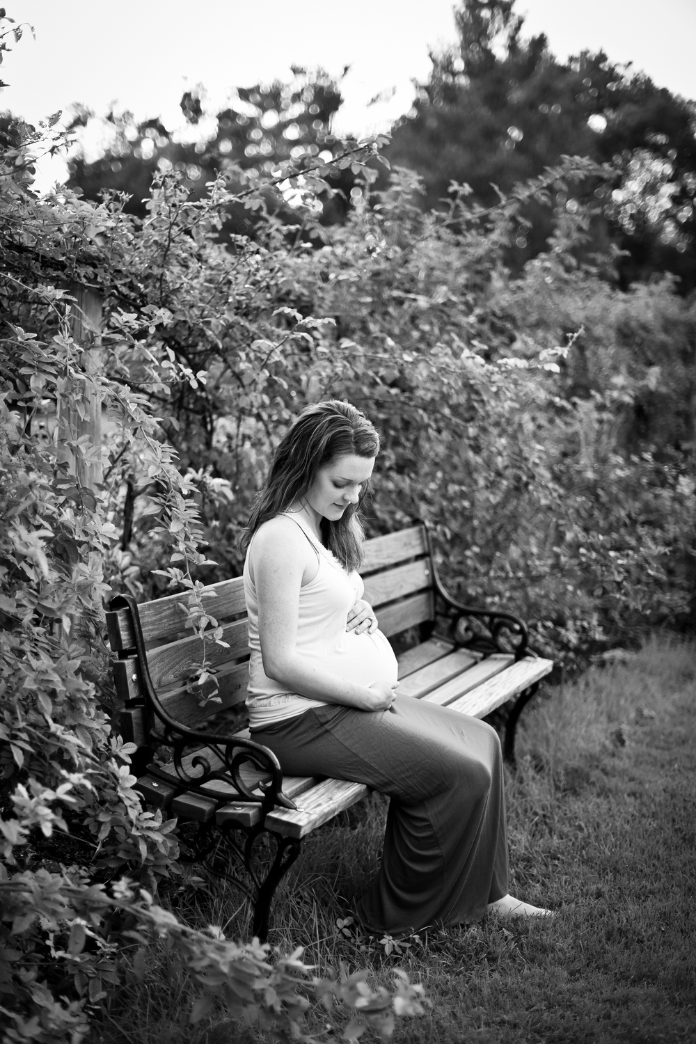 Northampton MA pregnancy photography