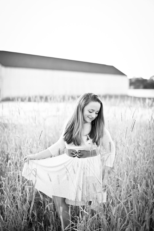 amherst high school portrait photographer