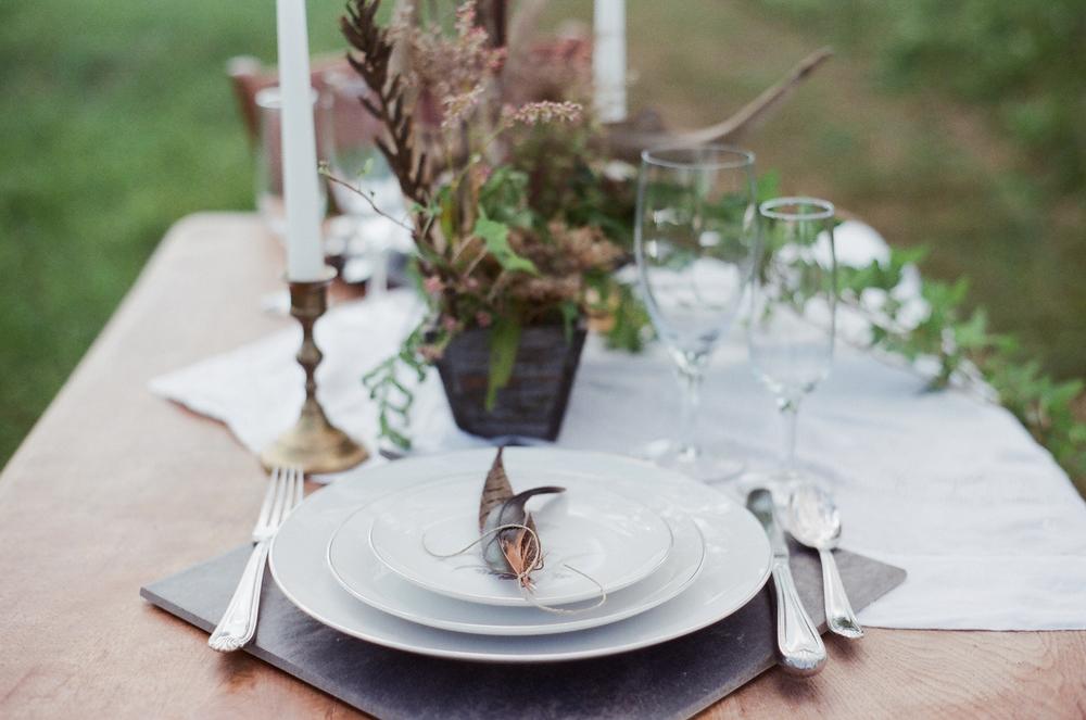 Western Mass Outdoor Wedding