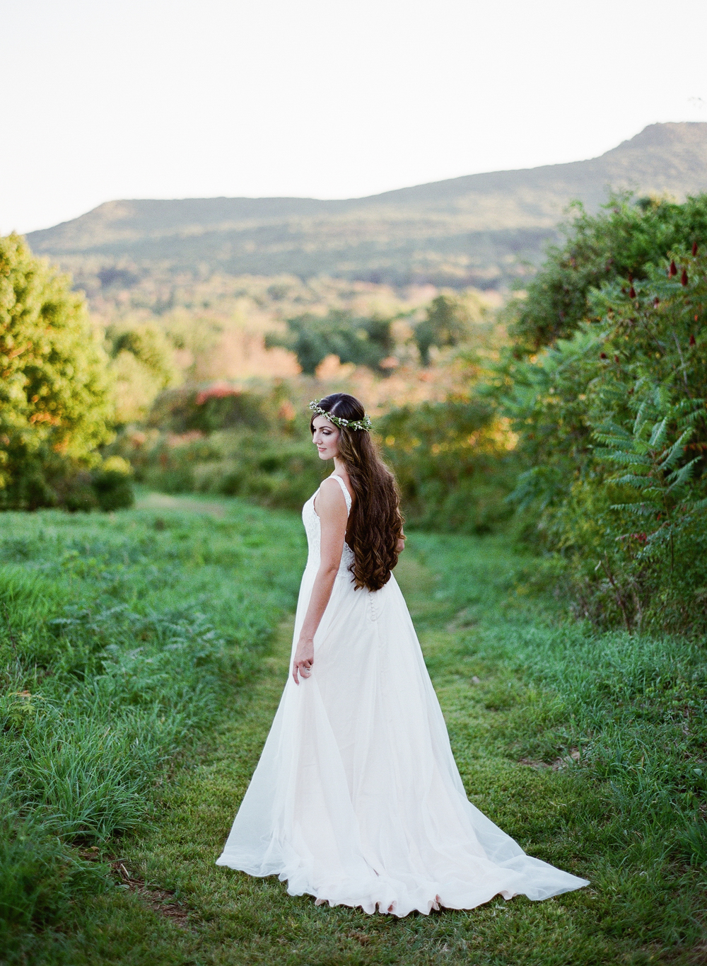 Outdoor Wedding Photography - Melanie Zacek
