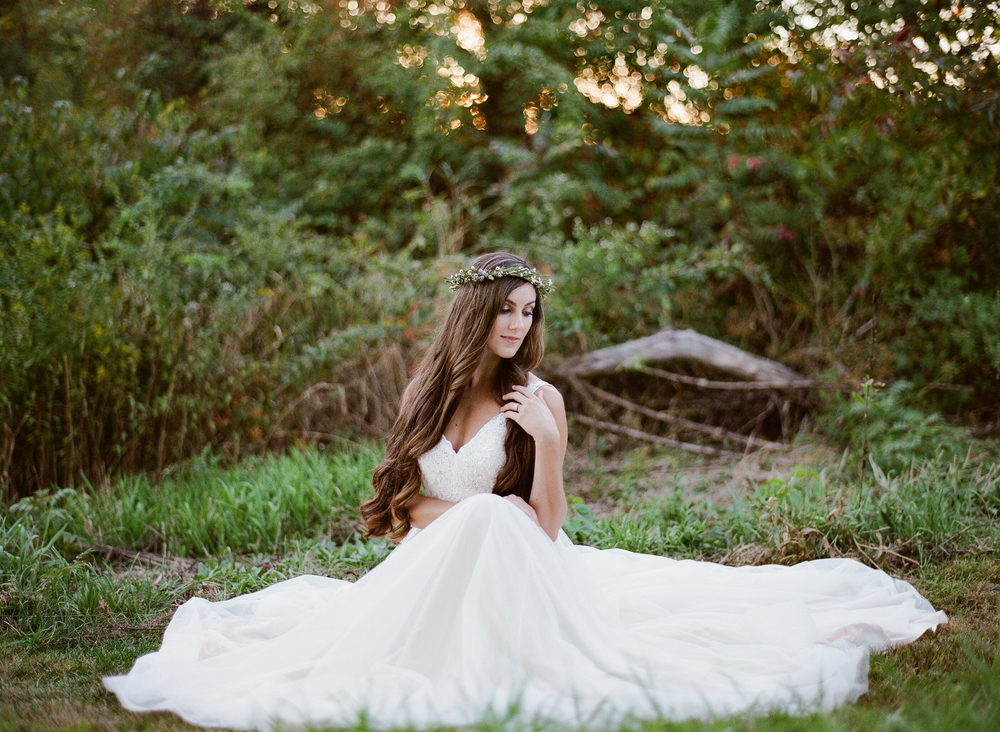 Woodland Wedding by Melanie Zacek Photography